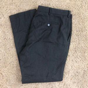 Perry Ellis Portfolio Grey 42x32 Pants